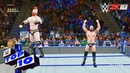 WWE 2K18 Top 10 Smackdwon Liv moments WWE Top 10, 28th August 2018 WWE Smackdown Live Predict