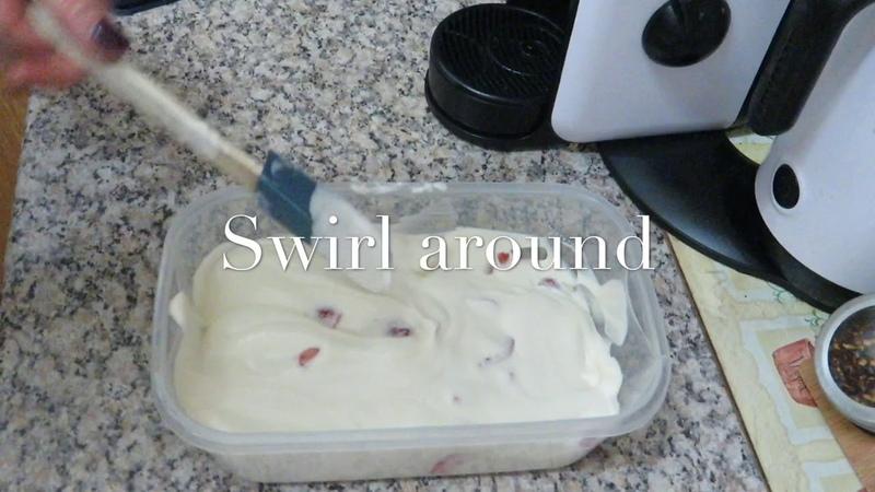 How to make a no churn sugar free vanilla Keto ice cream