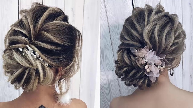 Short Hair Bun Hairstyles - Easy Bun Hairstyles For Short Hair For Wedding