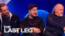 Marcus Mumford Loves Knickers The Cow The Last Leg