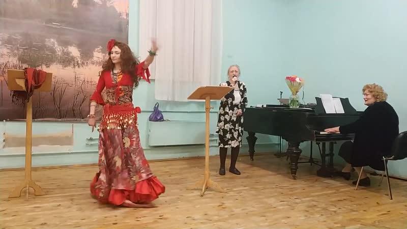 Жанна Григорьевна Al*Caσσάnδρa - Разноцветные кибитки)