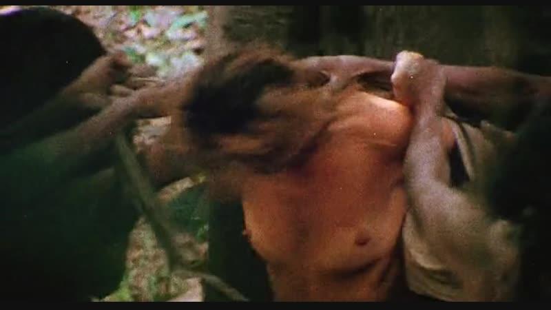 Дикари поймали и насилуют по очереди женщину аборигены насилуют каннибалы ебут изнасилование в джунглях