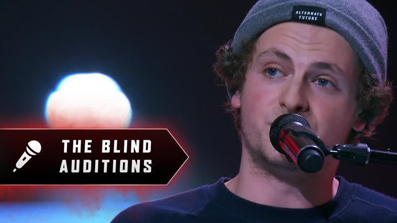 Daniel Shaw - Don't Leave Me Now (Original song) [The Voice Australia 2019]