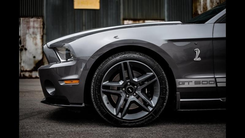 18 Ford Mustang Shelby Cobra GT 500 SVT 5.4 V8 403 KW - Мой Тест - Драйв.