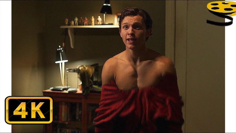 Как это мило Он вларбился в тебя Нед узнаёт что Питер Паркер Человек Паук