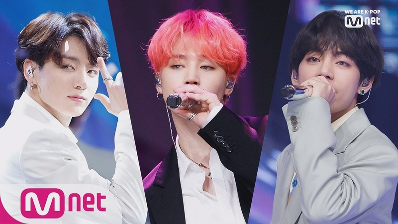 [BTS - Boy With Luv] KPOP TV Show   M COUNTDOWN 190425 EP.616