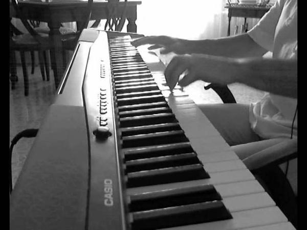 Hokuto No Ken Asunaku Tabi (Piano version) Ken il guerriero