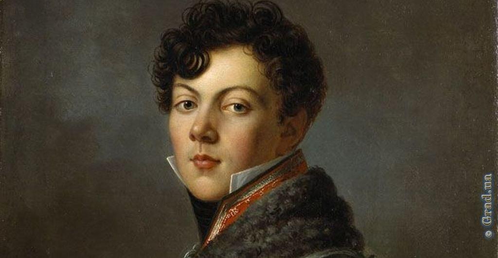 Граф де Рошешуар - приемный сын основателя Одессы дюка де Ришелье
