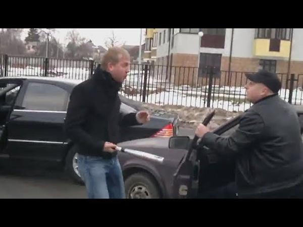 Светлаков наказал быка битой и разбил машину!ВОТ ЭТО ПОВОРОТ! :0