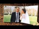 Свадебная фотокнига 3030см 15 разворотов в обложке «Renaissance»