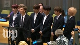 24 сент. 2018 г.Рус суб.-The full speech that RM of BTS gave at the United Nations