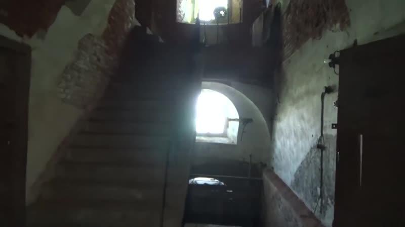 Кроншлот - заброшенный форт Морской сталк по фортам Кронштадтской крепости 3
