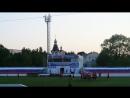 Тренировка пфк Спартак пос. Дивноморское