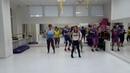 Bailame Nacho zumba gold choreo by Karine Iskandaryan