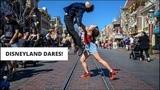 Disneyland Dares! Sean And Kaycee X Jordan Matter - Kaycee Rice