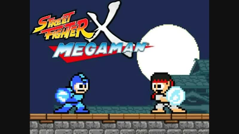 Omkol - Megaman vs Street Fighter (PC) - 30.12.12