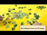 Как сложить мозаику
