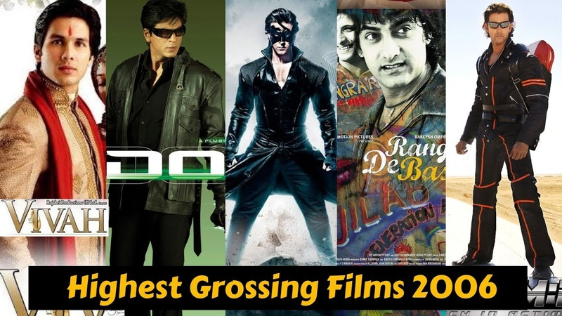 20 Highest Grossing Bollywood Movies of 2006 With Box Office Collection