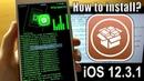 LiberiOS 12 Jailbreak iOS 12.3.1 - 12.X Updated - Cydia Tweaks!