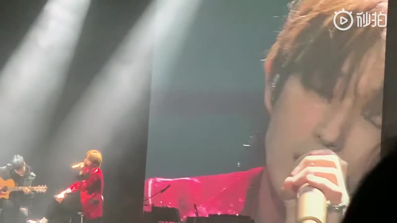 2018.12.15 LeeJunKi_2018_19_Asia_Tour_DELIGHT_in_SEOUL. 울지마 Ву 刘畅是一个洋芋坨坨