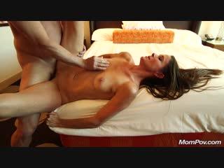 MomPov Sofie Marie Mature, MILF, анал Big Dick, Blowjob, Anal, зрелая,секс,порно,POV