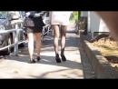 Нежные японские девочки в колготках Japanese Pantyhose Sexy 3