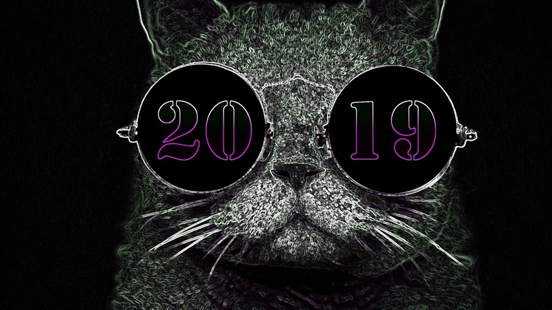 NEW YEARS EVE 2019 NEW MINIMAL HOUSE TECHNO ELECTRO MIX [TRIPPY CAT MUSIC]