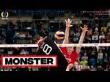 MASTER OF BLOCK 1v1 IN VOLLEYBALL ● Top 40 Block Monster