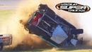Worst Stadium Super Truck Crashes of 2017 - CBS Sports Compilation
