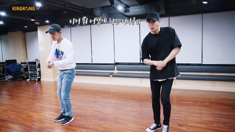 [VK][23.11.18] [Actor Choi Won Myeong] Dance Time With MONSTA X Shownu