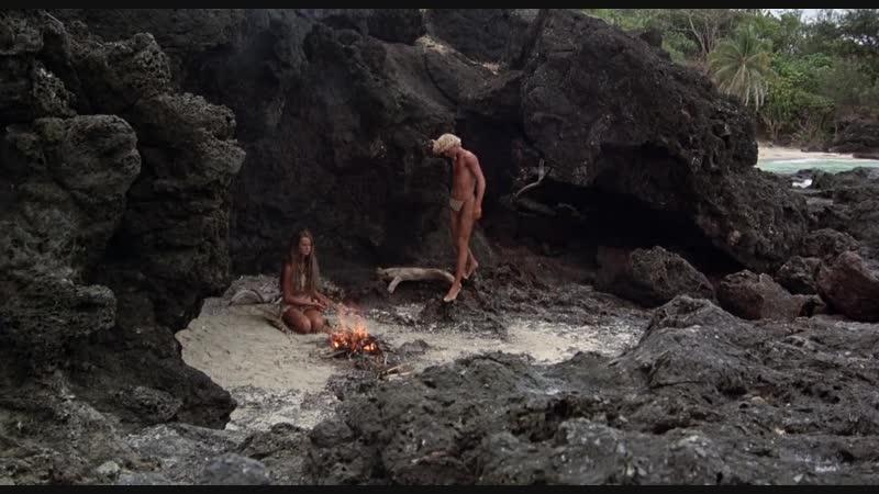 A lagoa azul (1980) Dublado