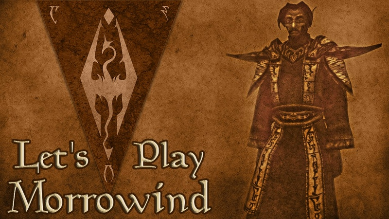 01: Character Creation at the Census Excise Office [ Morrowind — PC ]