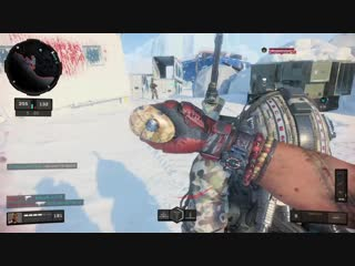 Going for Dark Matter, I left the knife for last. I thought the rk7 was bad. Black Ops 4