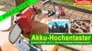 Akku Hochentaster Test Einhell GE-HC 18 Li T