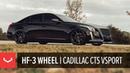 Cadillac CTS-V on Vossen Hybrid Forged HF-3 Wheels