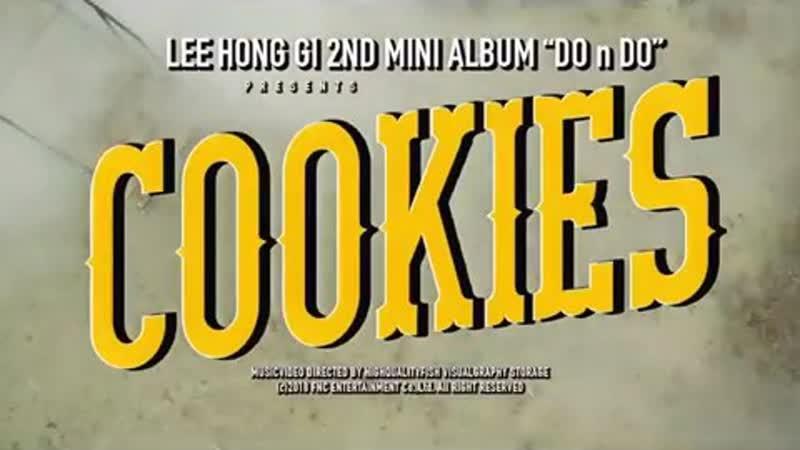[RUS SUB] [РУС.СAБ] LEE HONG GI (FT Island) - COOKIES (Feat. JUNG ILHOON of BTOB)