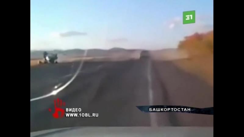 18Прокатились с ветерком - жуткое видео. Пьяный мотоциклист угробил одного из своих пассажиров