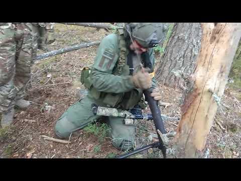 ремонт минамёта в полевых условиях