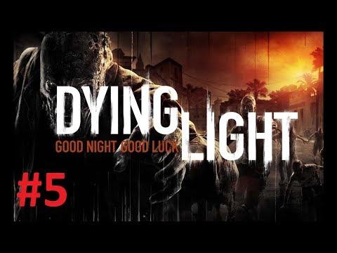 Прохождение Dying Light - Часть 5 Воздушный груз