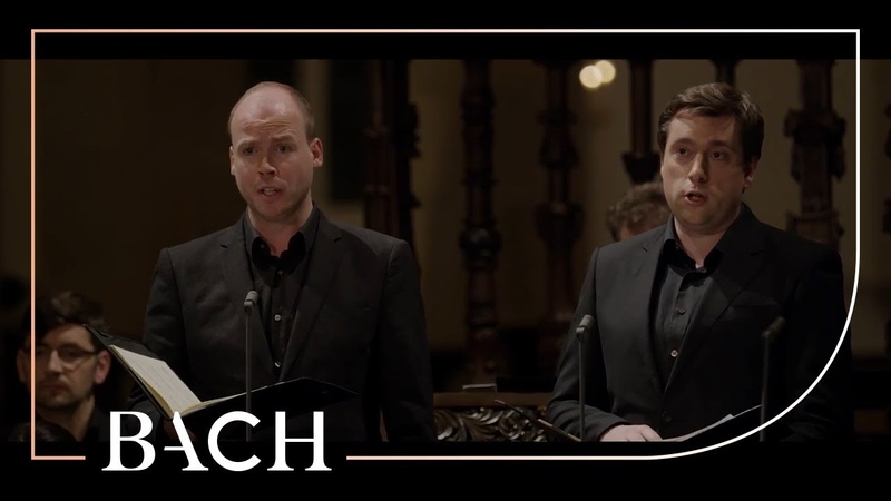 Bach - Et misericordia from Magnificat BWV 243 | Netherlands Bach Society