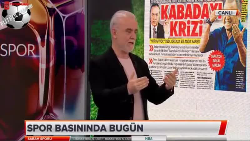 Sabah Sporu 14 Kasım 2018 ¦ Galatasaray, Fenerbahçe, Beşiktaş Yorumları
