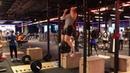 Новый рекорд в чистых подтягиваниях с весом (до горла). Шреддер в деле