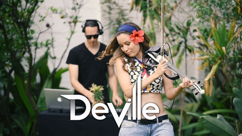 DeVille | Electric Violin DJ Collab | House Mix
