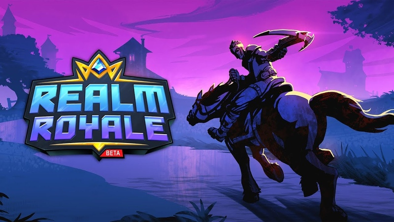 Realm Royale - Closed Beta on PlayStation 4 Xbox One