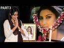 Pratyusha Banerjee 1st death Anniversary - Uncut Part 3   Prayer Meet   Kamya Panjabi