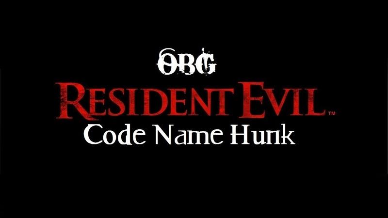 Resident Evil: Code name HUNK