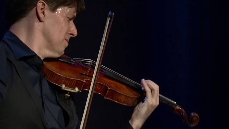 Joshua Bell and Jeremy Denk Perform Brahms 'Violin Sonata No. 3 in D minor'