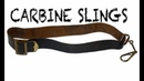 Equipment of Civil War Cavalry The Carbine Sling