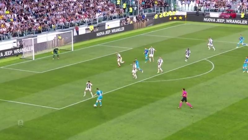 Juventus 3 1 Napoli Che Juve Tris Al Napoli Ora È A 6 Serie