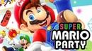 SUPER MARIO PARTY A PRIMEIRA MEIA HORA
